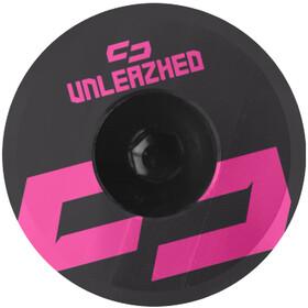 UNLEAZHED Unloose AL01 Aluminium Top Cap pink